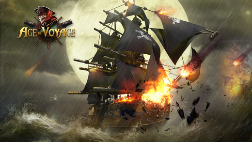 Age of Voyage - pirate's war Hack