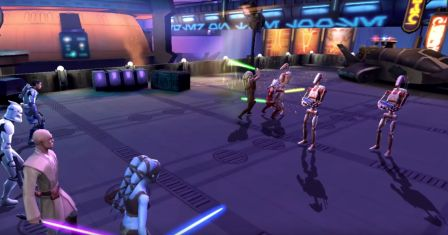 Star Wars: Galaxy of Heroes Hack