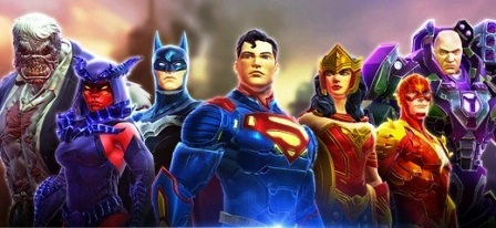 DC Legends Hack