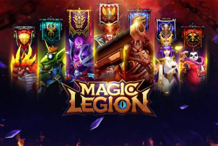 Magic Legion- Age of Heroes Hack