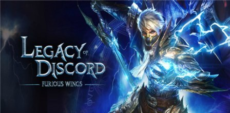 Legacy of Discord - Furious Wings Cheat Hack