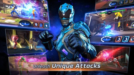Power Rangers Legacy Wars Cheats  Unlimited Power Crystals