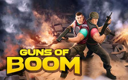 Guns of Boom Cheats Hack Tool - Infinity Gold and Gunbucks