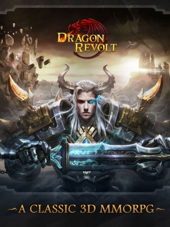 Dragon Revolt Classic MMORPG Cheats Hack Unlimited Diamonds and Silver