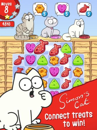 Simon's Cat Crunch Time Cheats Hack Get Infinity Coins and Moves