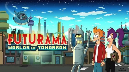 Futurama Worlds of Tomorrow Cheats Hack Get Infinity Pizzas and Nixonbucks