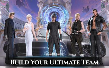 Final Fantasy XV A New Empire Cheats Hack Add Unlimited Gold and VIP Lv Up
