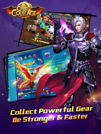 Crests of Courage Cheats Hack Tool Add Infinity Gems, Coins and Bind Gems