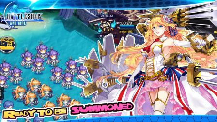 Battleship War Girl Cheats Hack Add Infinity Gold, Fuel, Iron and VIP level Up